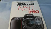 Nikon F50 Hove Instructions £2.49
